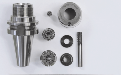 Toolholding Considerations for High-Speed Spindles