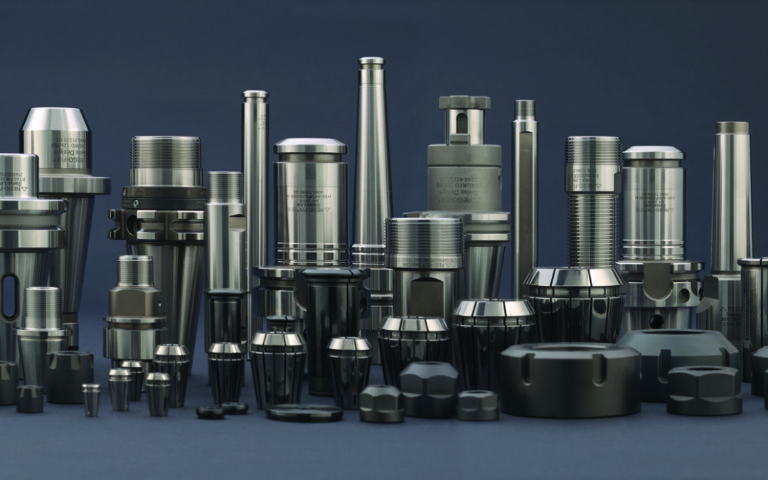 Expanding the Horizons of ER Collet Technology, Part 2: Collet Holders