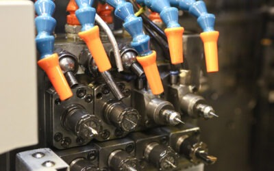 Ease the Tight Squeeze of Toolholding on Swiss-Style Machines